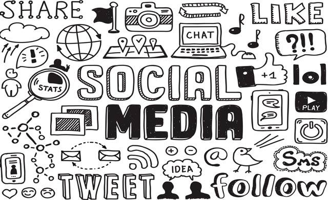Social Media Integration, Website Design