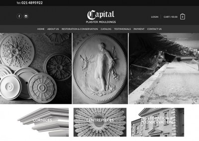 Capital Plaster Mouldings Cork