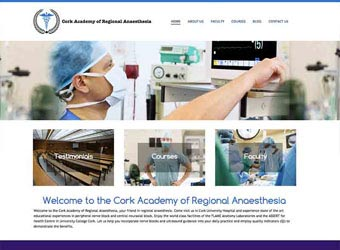 Cork Academy of Regional Anaesthesia