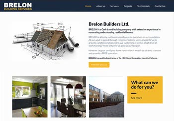 Brelon Builders Cork