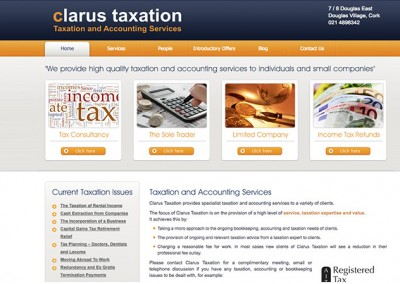 Clarus Taxation Cork