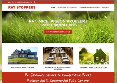 Rat Stoppers Cork