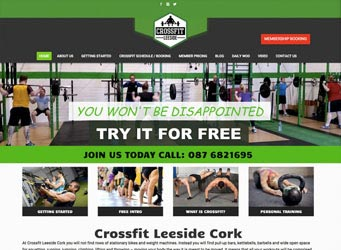 Crossfit Leeside Cork