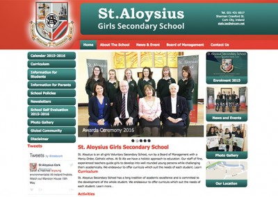 St. Aloysius Girls Secondary School Cork