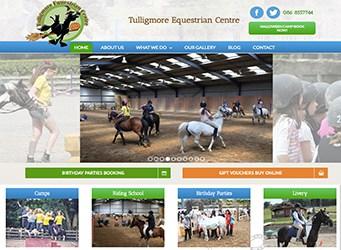 Tulligmore Equestrian Centre