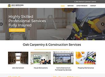 Oak Carpentry & Construction Services