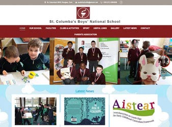 St. Columba's Boys' National School Douglas