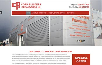 Cork Builders Providers