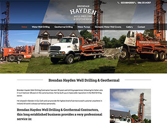 Brendan Hayden Well Drilling & Geothermal
